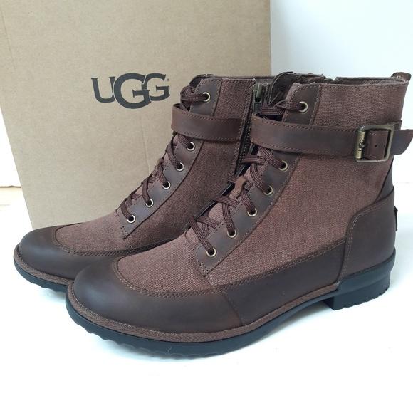 cf6fd01c4c7 New UGG Tulane Boots Size 9.5 NWT